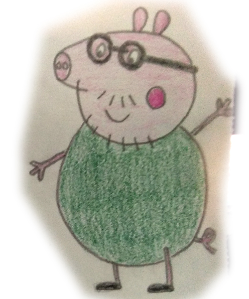 papá Pig