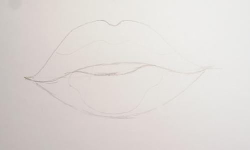 tutorial de labios realistas