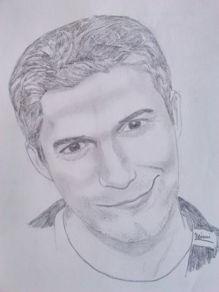 retratos de alejandro sanz