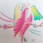 imágenes de amor para dibujar