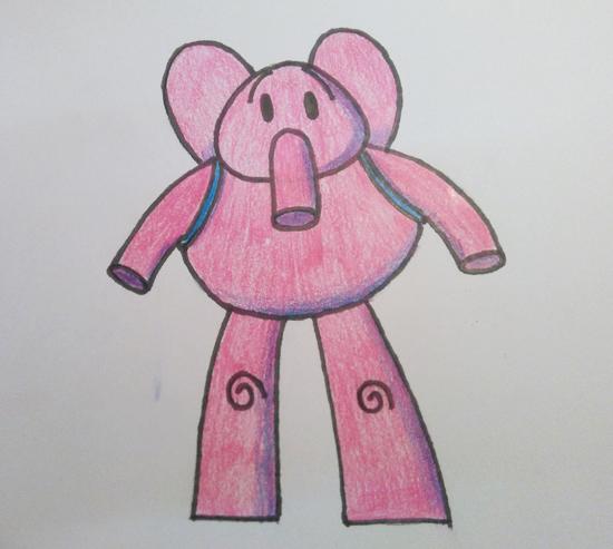 cómo aprender a dibujar paso a paso a eli