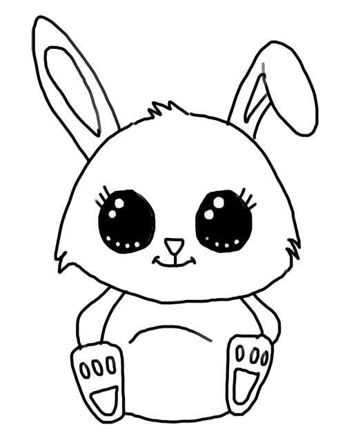 imagenes de conejos en dibujos