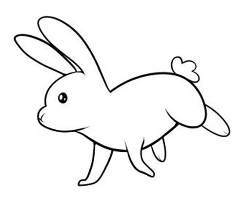 como se dibuja un conejo