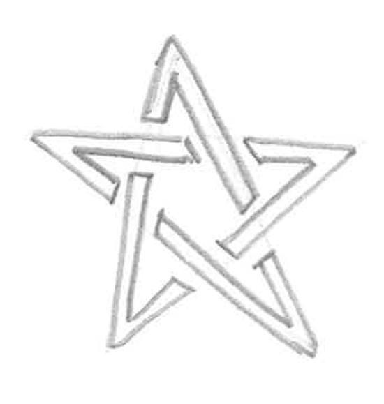 pintando una estrella