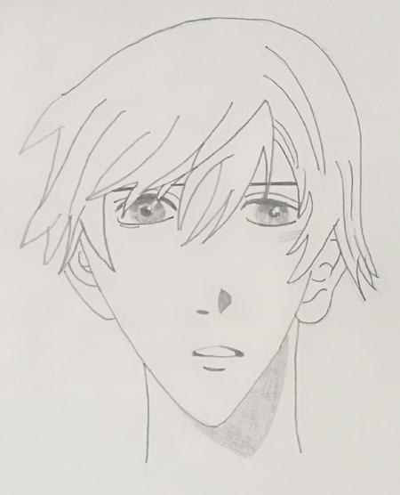 dibujos manga sencillos