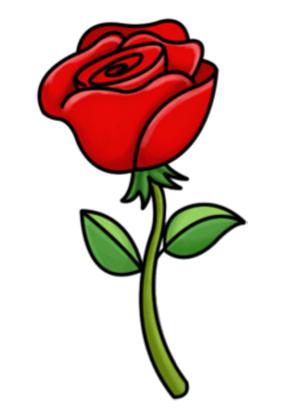 Como Dibujar Una Rosa Rosas Para Dibujar A Lapiz