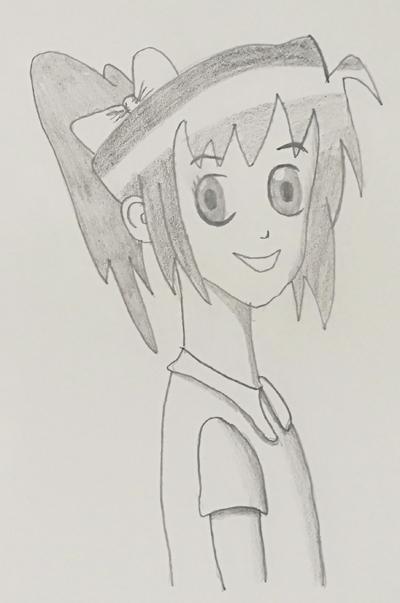 dibujos manga de chicas