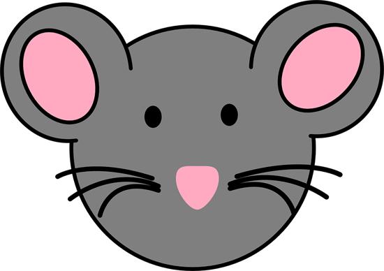 dibujo de cabeza de raton