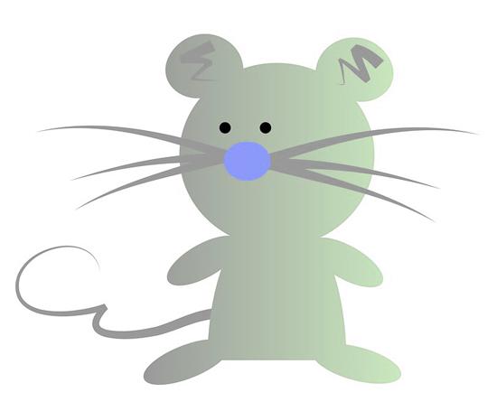 raton simpatico
