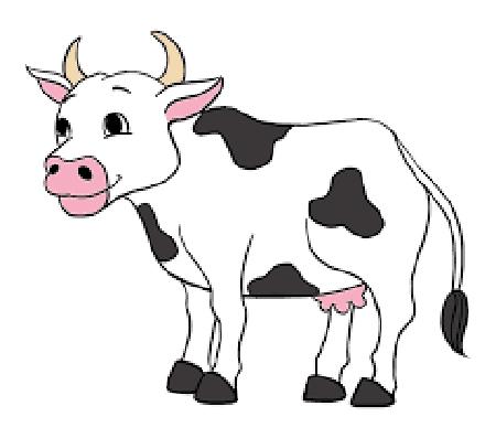 vacas fáciles de hacer