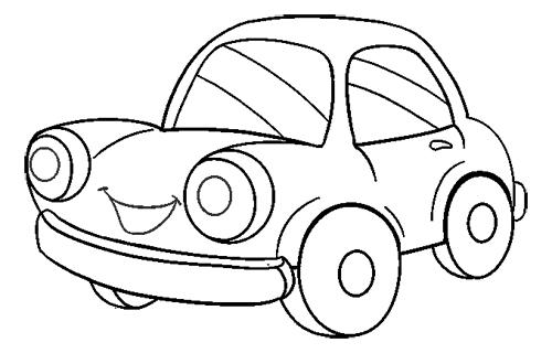 dibujo coches