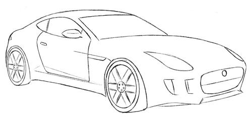 dibujos de coches de formula 1