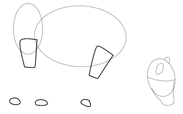 dibujos a lápiz fáciles
