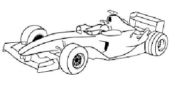 coches de dibujo