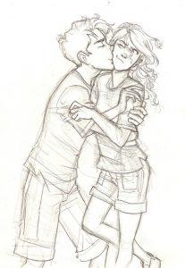 Dibujos Bonitos De Amor Dibujos Fáciles De Hacer