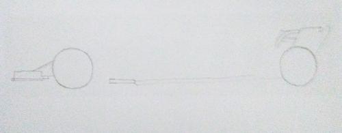 dibujos de coches faciles de hacer
