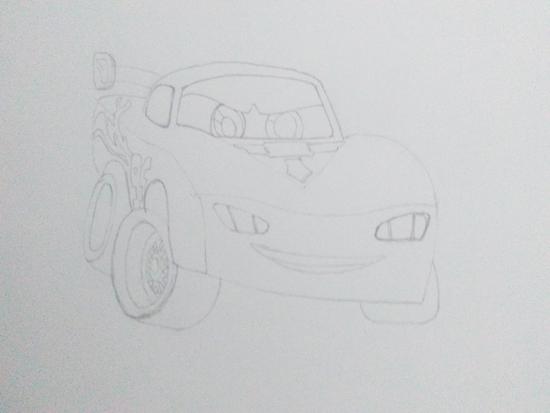 coches de dibujos