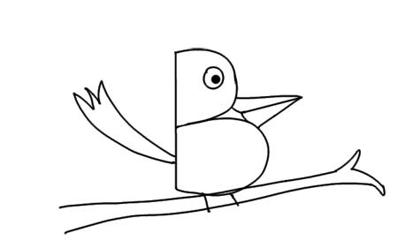 pajaros dibujos animados
