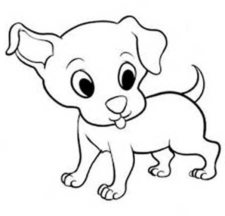 bonitos-perritos-para-dibujar