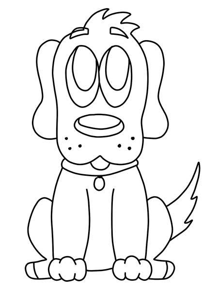colorear-un-dibujo-de-perrito