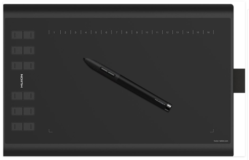 tableta digitalizadora huion 1060 plus