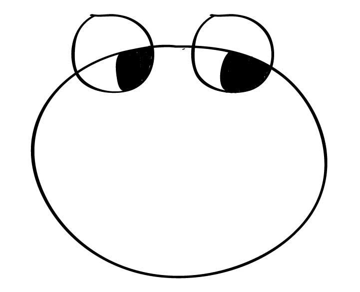 terminar-ojos-rana-facil