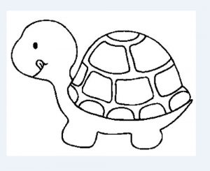 Dibujos De Tortugas Para Imprimir Dibujos Fáciles De Hacer