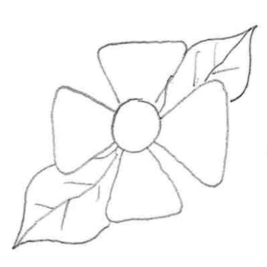 aprende a colorear dibujos de flores