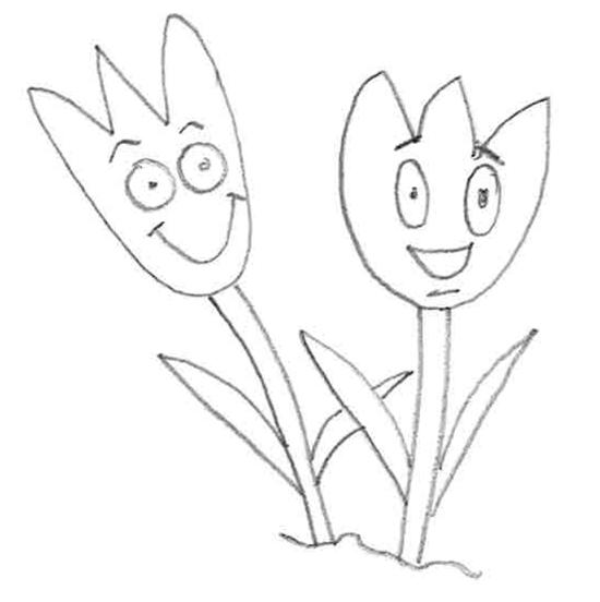 dibujos de lapices