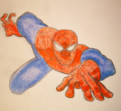 spiderman dibujos animados serie