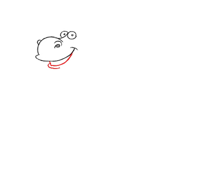 dibujos de caballos para niños