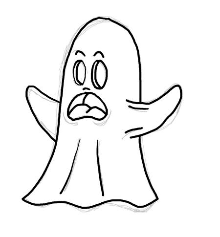 fantasmas animados
