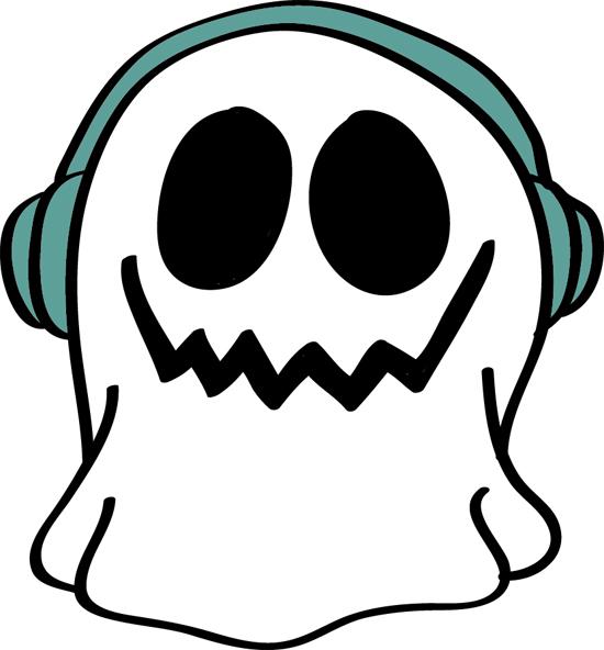 fantasma con cascos