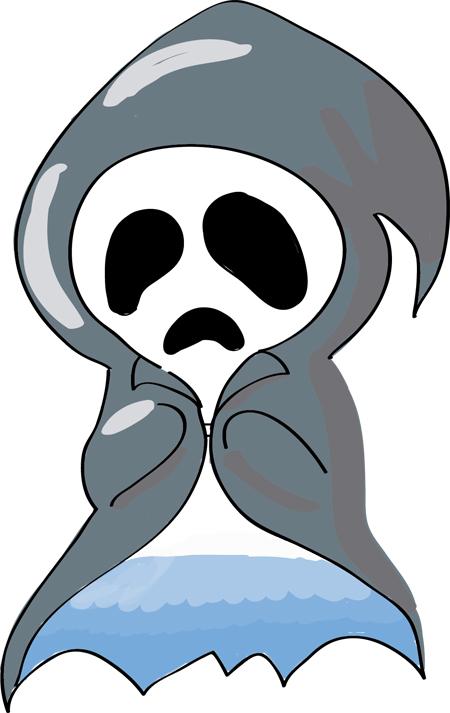 fantasma la muerte