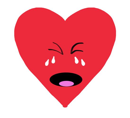 corazon para dibujar a lapiz faciles de amor
