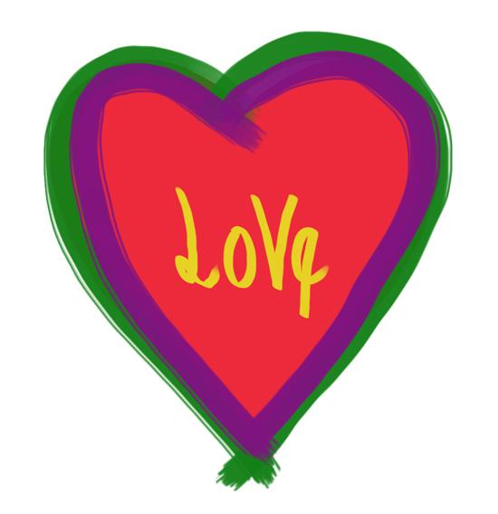 video de como hacer corazones dibujados