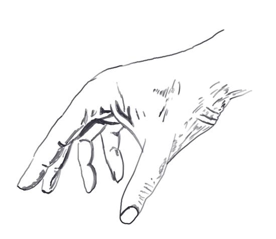 dibujos de manos unidas
