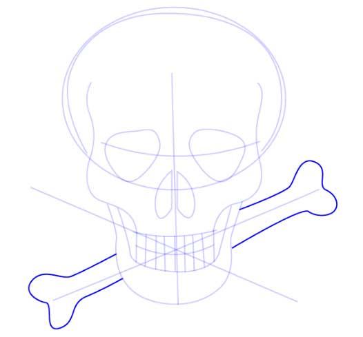 huesos de calaveras