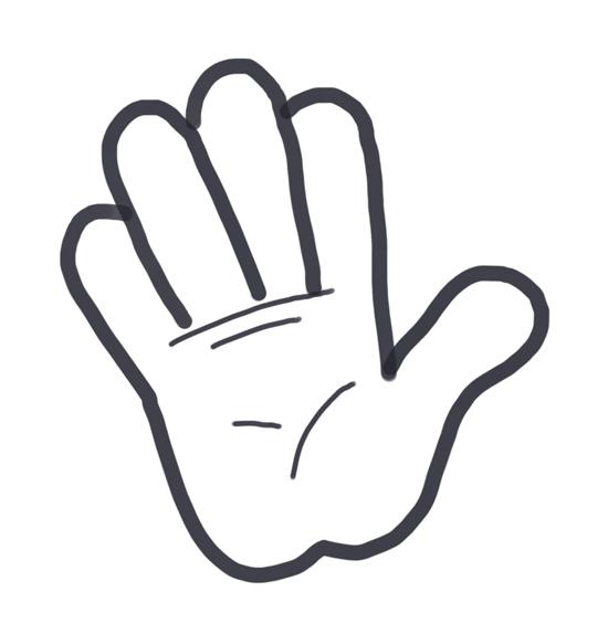 imagenes de dibujos de manos