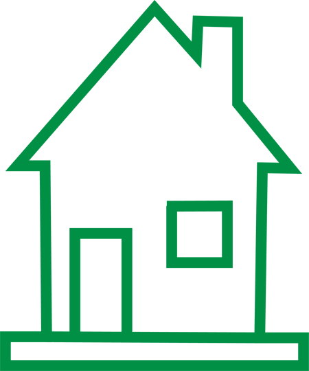 perfil de casa