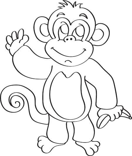 fotos-de-monos-dibujados