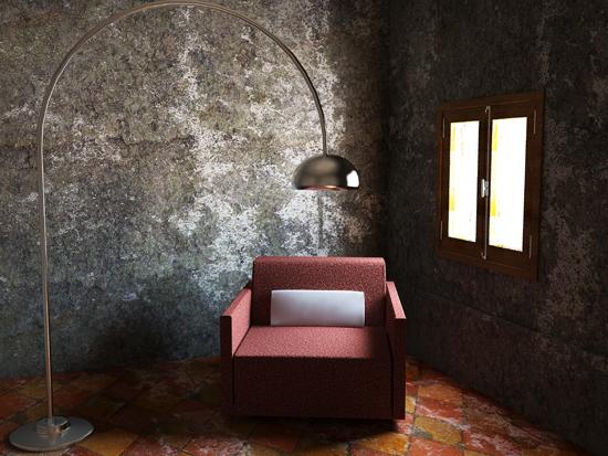 diseño interior en 3d