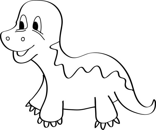 dinosaurio rex de dibujo