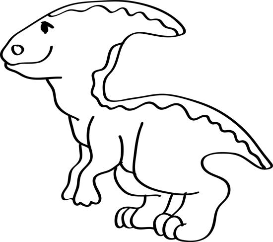 dinosaurio dibujo