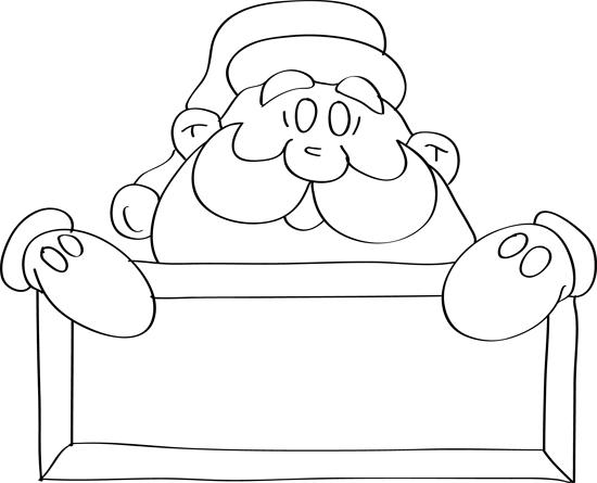 buscar dibujos para pintar de navidad
