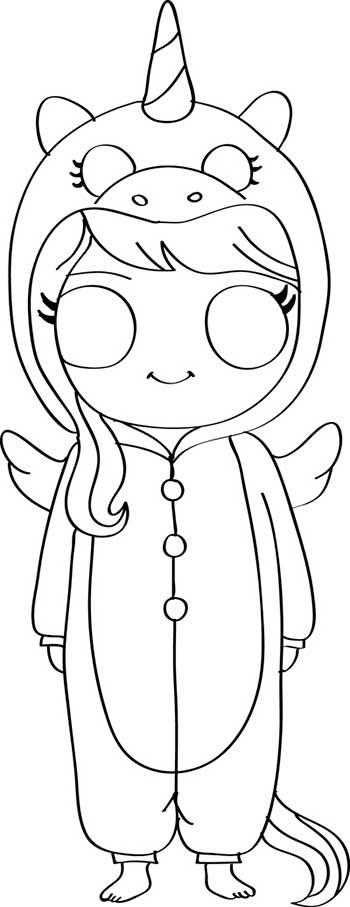 dibujos-grandes-de-unicornios