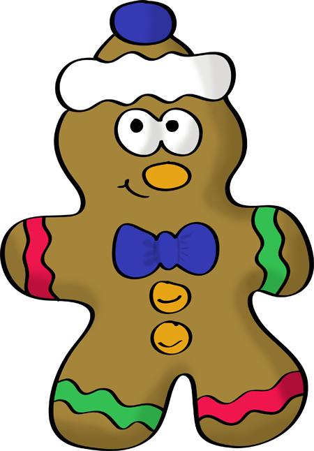 galleta de navidad dibujo