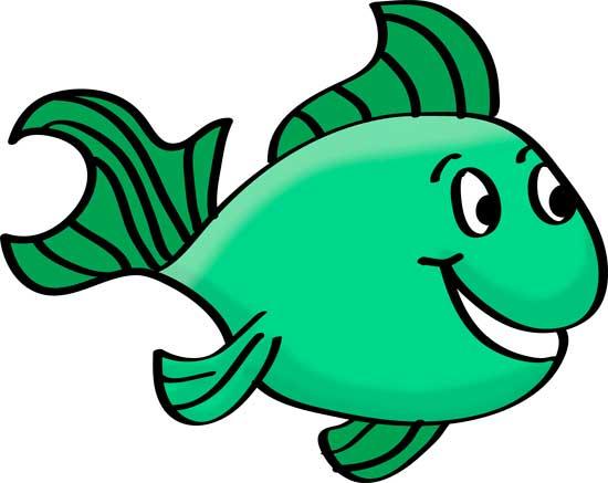 dibujos de peces de colores