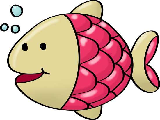 dibujos de peces faciles