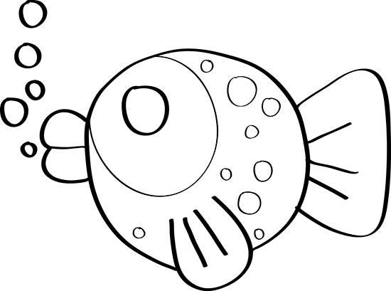 dibujos-para-bebes-de-pez